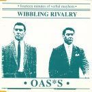 NING12CD - Oas*s - Wibbling Rivalry (CD) FIERCE PANDA