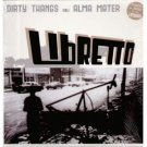 """ODR002 - Libretto - Dirty Thangs (12"""") ONE DROP RECORDS"""
