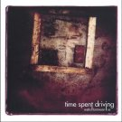 RSES020CD - Time Spent Driving - Walls Between Us (CD) SESSIONS RECORDS