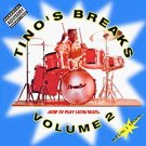 TINO002LP - Tino - Tino's Breaks Volume 2: How To Play Latin Beats (LP) TINO CORP