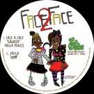 "LODUBSSR003 - Face 2 Face / Ebola - Galash (Ebola Remix)(12"") LO DUBS"