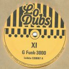 "LODUBS1208007 · XI · G Funk 3000 / Lucky (12"") LO DUBS"