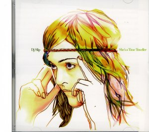BB025CD - DJ Slip - She's A Time Traveller (CD) BROKLYN BEATS