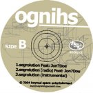 "BSE12 - Ognihs - Circa '76 / In Loving Memory Of / Segrolution (12"") BEYOND SPACE ENT"