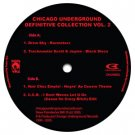 CHUN002 - Various - Chicago Underground Definitive Collection Vol. 2 (12&quot;) CHICAGO UNDERGROUND