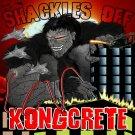 CLASSREC02CD - Kongcrete - Shackles Off (CD) CLASSIFIED RECORDINGS