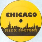 """CMF002 - Random Access - Mind Therapy (12"""") CHICACO MIXX FACTORY"""