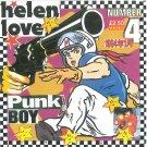 "DAMGOOD38 - Helen Love - Punk Boy (7"") DAMAGED GOODS RECORDS"