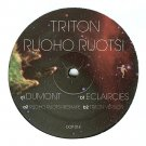 "DCP014 - Triton / Ruoho Ruotsi - Eclaircies Dumont (12"") DE'FCHILD PRODUCTIONS"