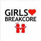 DCR115CD - Mochipet - Girls ♥ Breakcore (CD) DALY CITY RECORDS