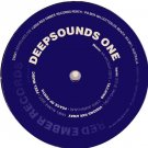 """DS001 - Various - Deepsounds One (12"""") RED EMBER RECORDS"""