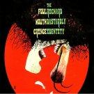 FMC001CD - Foul Mouth Cringe - The Richard Dastardly Identity (CD) MINDFREE RECORDS