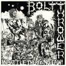 PAT07CD - Bolt Thrower - In Battle There Is No Law! (CD) PATOIS RECORDS