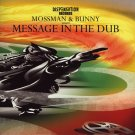 ZER003CD - Mossman & Bunny - Message In The Dub (CD) DISPENSATION
