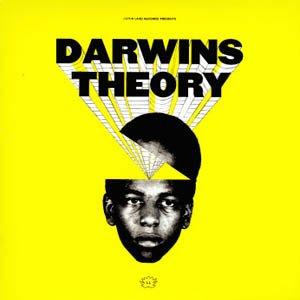 LL1011CD - Darwins Theory - Darwins Theory (CD) LOTUS LAND