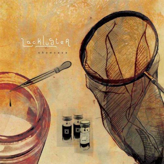 MERCK015CD - Lackluster - Showcase (CD) MERCK RECORDS*