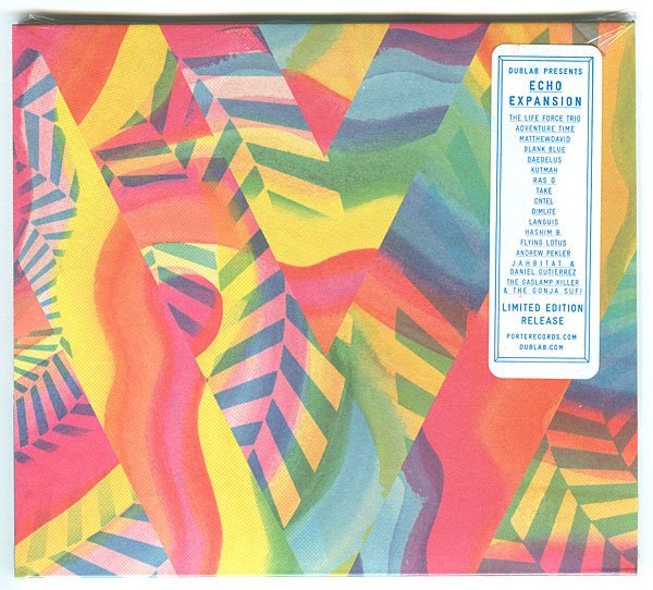 PRCD4033 - Various - Dublab Presents: Echo Expansion (CD) PORTER RECORDS