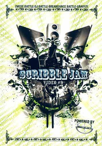 SCRIBJAM9DVD - Various - Scribble Jam 9 (DVD) SCRIBBLE JAM
