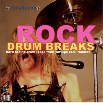 SNEAKMOVE002CD - Various - Rock Drum Breaks (CDR) SNEAKMOVE