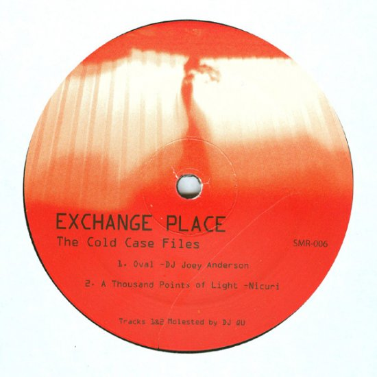 "SMR006 - Various - Exchange Place: The Cold Case Files (12"") *STRENGTH MUSIC"