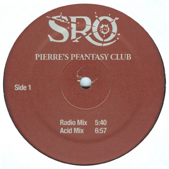 "SRO001 - Pierre's Pfantasy Club - Fantasy Girl (12"") *SRO"