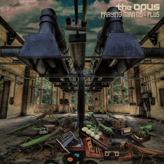 IND004CD - Opus, The - Praying Mantis-Plus (CD) *INDUS RECORDINGS