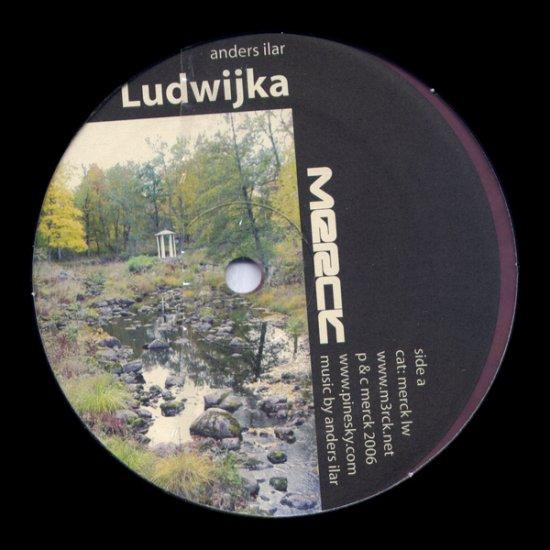 MERCKLW - Anders Ilar - Ludwijka (LP) MERCK RECORDS*