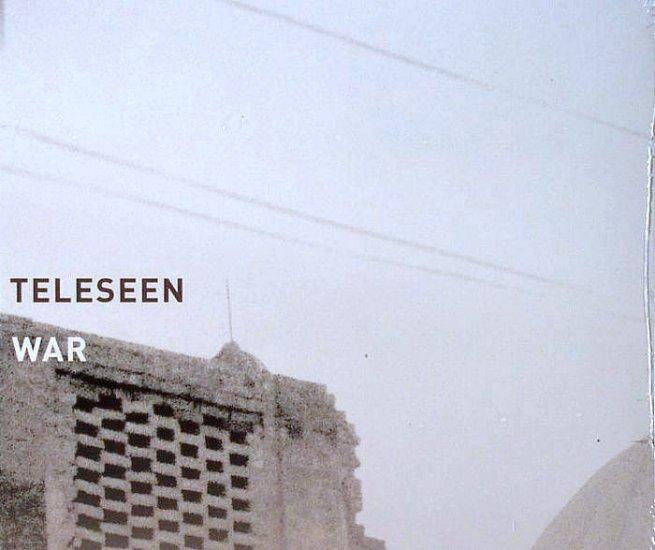 PERCEPTS002CD - Teleseen - War (CD) *PERCEPTS