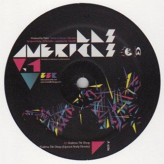 """ZZK08 - Poirier - Las Americas V.1 (12"""") *ZZK RECORDS"""