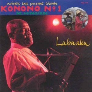 AS09CD - Konono Nº1 - Lubuaku (CD) TERP RECORDS