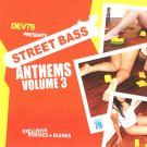 SECLUS010CD - Dev79 - Street Bass Anthems Volume 3 (CDr) SECLUSIASIS