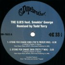 "DB7023 - U.B.'s, The Feat. Smokin' George - Remixed By Todd Terry (12"") DOPEBROTHER RECORDS"