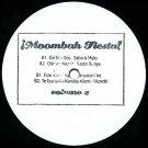 """SOLSEL023 - Various - ¡Moombah Fiesta! Volume 2 (12"""") SOL SELECTAS"""