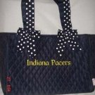 INDIANA PACERS BASKETBALL DIAPER BAG CHANGING PAD NEW