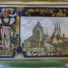 VINTAGE TIN Collector Lambertz 1998 Limited Edition Erfurt Munchen Stuttgart