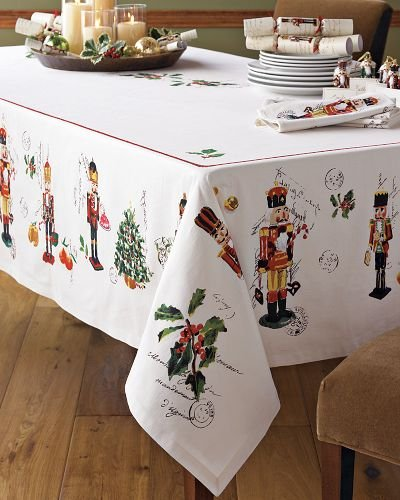 Williams Sonoma Nutcracker Marc Lacaze Hand Screened Art