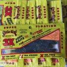 Strike King Lizards 6-inch Watermelon/Chartruese 5-pk