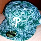 "New Era 59Fifty Fitted cap Green Phillies ""P"" 7 7/8"