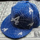 Blue A Cap