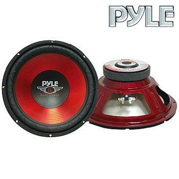 PYLE 12 in. High Performance Woofer
