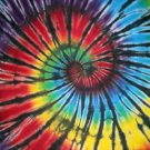 Custom Tie Dye Organic Cotton Jersey Duvet Cover Full / Queen