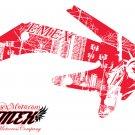 City Slicker Graphic Ltd. Red