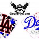 LA Dodgers Special Edition Graphic