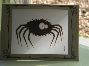 Spider Luminary