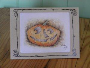 Pumpkin Luminary / Style 2