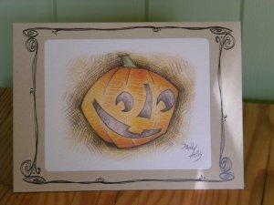 Pumpkin Luminary / Style 3