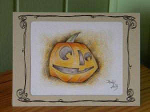Pumpkin Luminary / Style 4