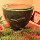 Nesting Bowls - Grass Green Glaze