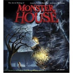 The Art and Making of Monster House 3-D Movie Hardback Book
