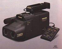Toshiba 3-D Camcorder 3D Video + External Digital DVD Recorder